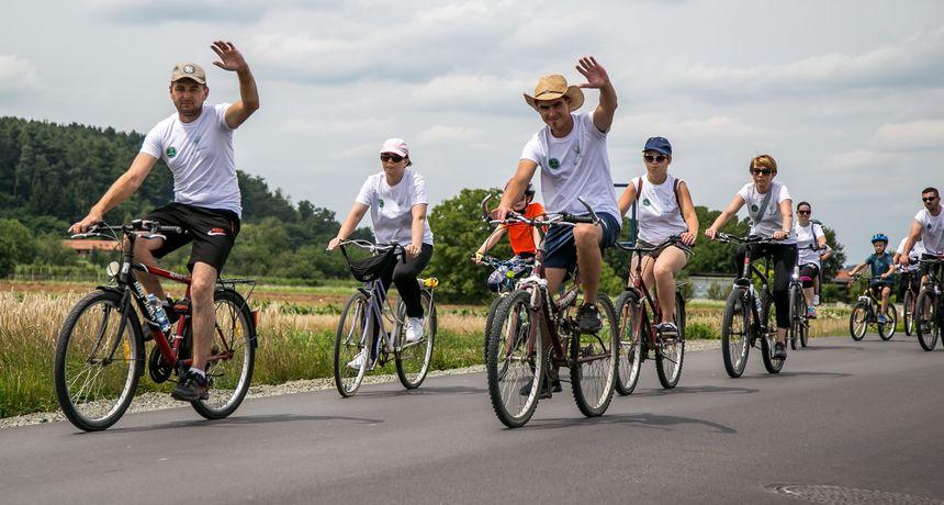 OVOG VIKENDA Sutra je na redu 4. Biciklijada Općine Maruševec humanitarnog karaktera