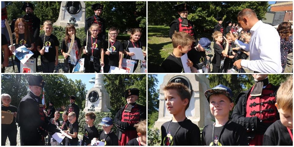 Radionica Zrinske garde: Mali gardisti plijenili pažnju u Čakovcu