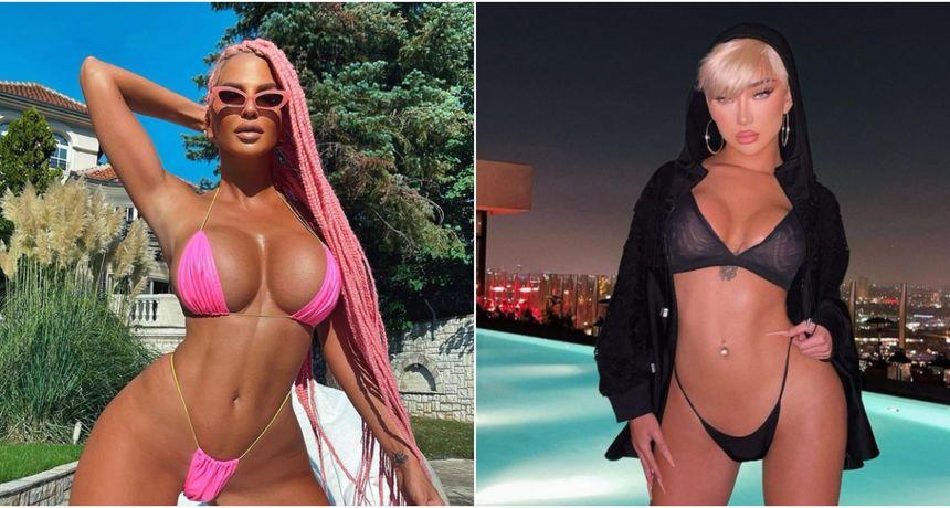 Jelena Karleuša prozvala poznatu influencericu jer ju, kaže, kopira: 'Izgledaš kao jeftina prostitutka'