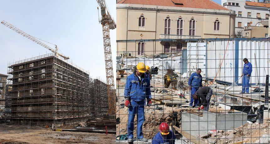 Svaki peti radnik na gradilištu u Hrvatskoj je stranac, a iz jedne zemlje ih ima više nego ikada
