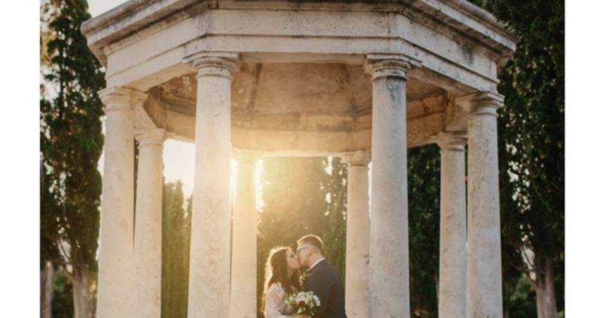Vjenčali se Dorian i Ivana iz 'Života na vagi'!