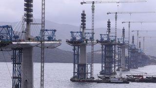 Pogledajte kako napreduje gradnja Pelješkog mosta