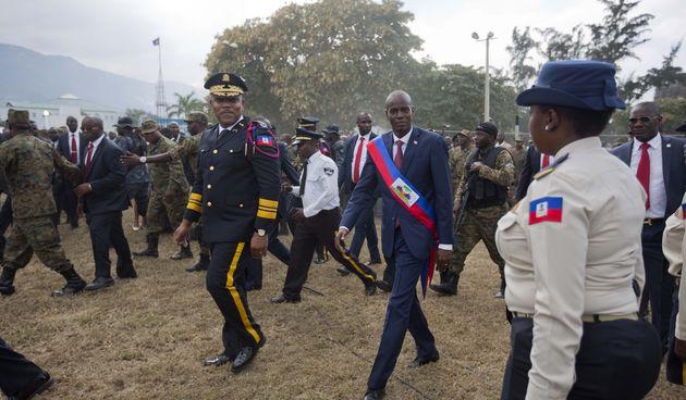 Jovenel Moise, novi predsjednik Haitija