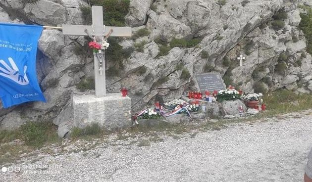 Obilježena 26. godišnjica stradavanja Ante Baljaka, policijskog službenika SJP Poskoci