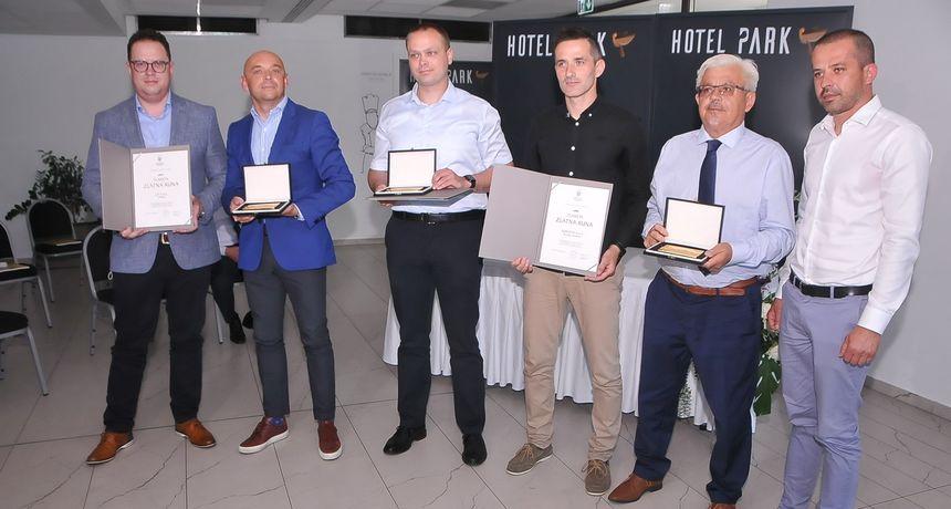 DODIJELJENE ZLATNE KUNE Najbolji poduzetnici u 2019. godini LPT, Sobočan i Cromatic
