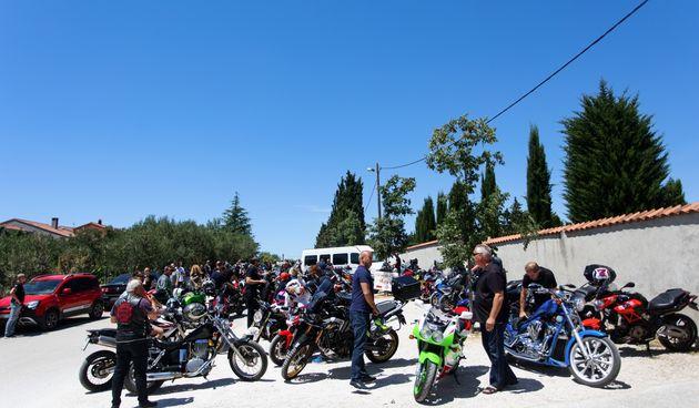 Motoristi, Zadar