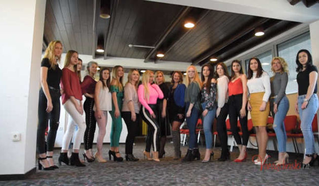 MISS SUPRANATIONAL Odabrano 16 finalistica - evo kako je bilo na castingu u Varaždinu (thumbnail)