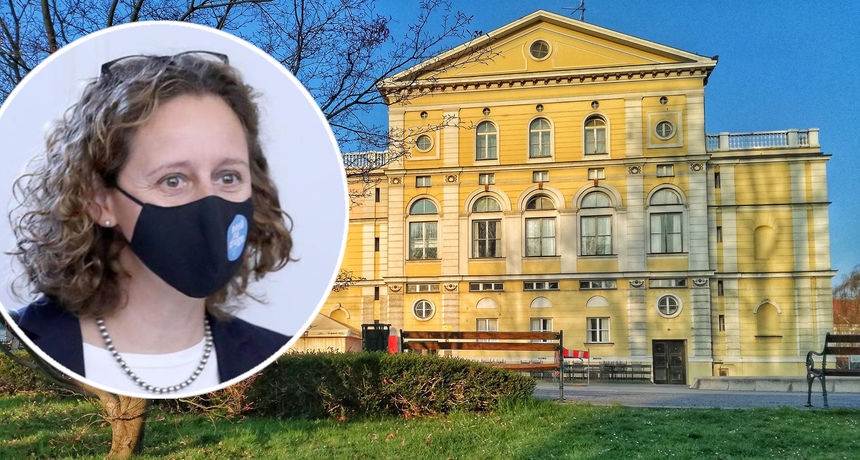 BOSILJ PISAO MINISTARSTVU KULTURE Traži nadzor nad radom HNK u Varaždinu