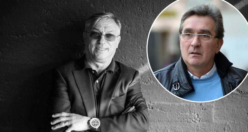 Branko Ivanković o smrti Zlatka Kranjčara: 'Otišao je moj veliki prijatelj i kolega'