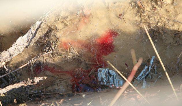 Poprište ubojstva u Kupincu