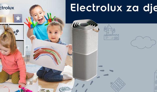Electrolux donirao vrijedne pročišćivače zraka dječjem vrtiću