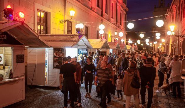 U Tvrđi započeo HeadOnEast festival