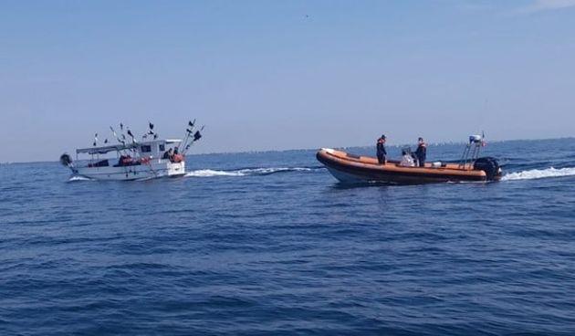 Ribarica iz Savudrije uhvaćena kod Italije