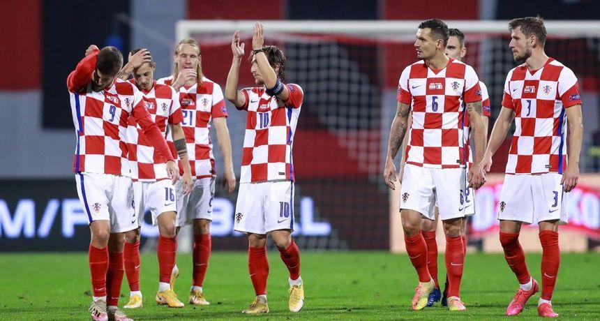 Hrvatski reprezentativci neće klečati u znak potpore pokretu