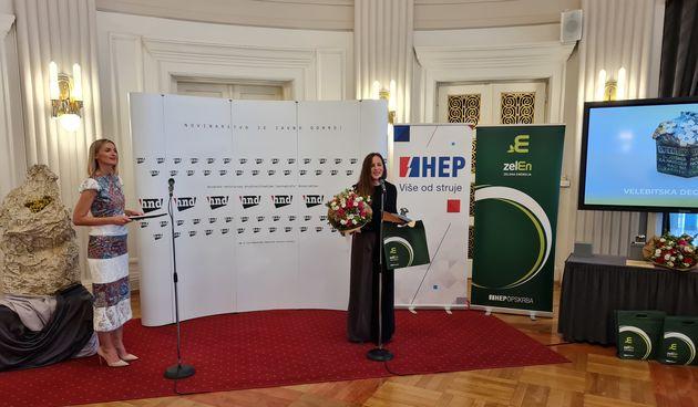 Ana Trcol - nagrada Velebitska degenija ; Potraga