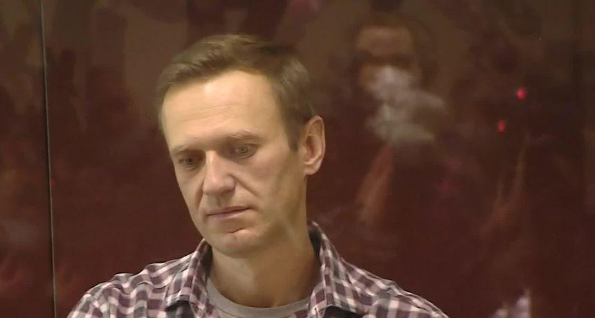 Navaljnji prekinuo štrajk glađu nakon 24 dana, učinio je to zbog jedne rečenice liječnika