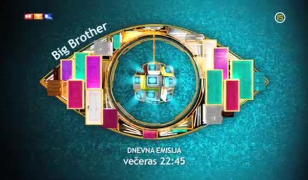 'Big Brother', ne propustite od 22:50 sati na RTL-u (thumbnail)
