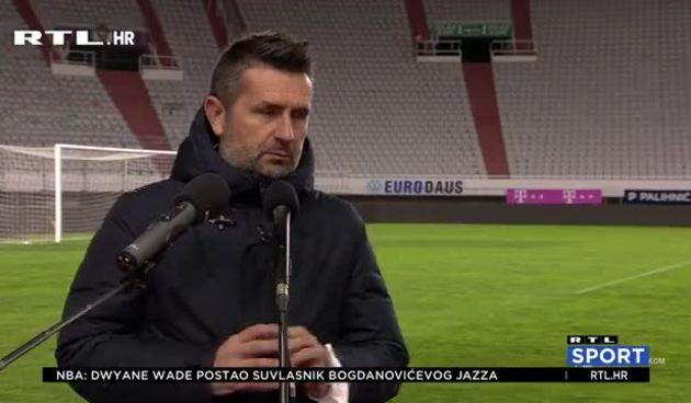 Osijek srušio Hajduk i privremeno se vratio na vrh: 'Hajduku smo dali samo jedan šut' (thumbnail)
