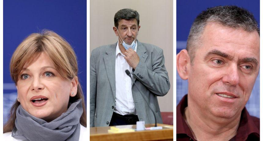 Burne rasprave u Saboru o Oluji i Gruborima: 'Plenkoviću, nisi dostatan žrtve hrvatskih ratnika!'