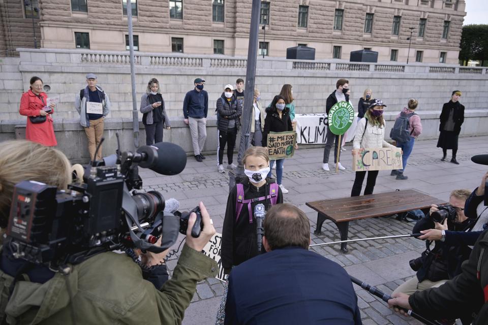 Mladi diljem svijeta traže klimatsku pravdu