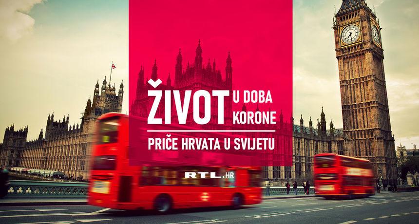 Mlada Hrvatica opisuje London kakav nikad više neće vidjeti: Zavladao je distopijski osjećaj