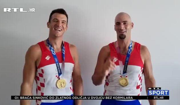 Sinkovići poručili s vrha: 'Idemo nadmašiti Rio po broju osvojenih medalja!' (thumbnail)
