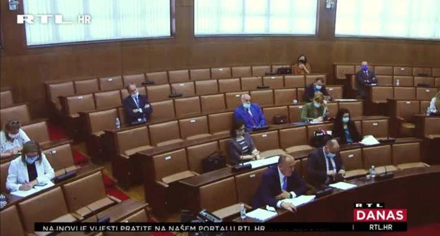 Ovo su najozbiljnije optužbe koje je Zadravec izrekla u Saboru! Iz Vinogradske šute, oglasio se Jandroković (thumbnail)