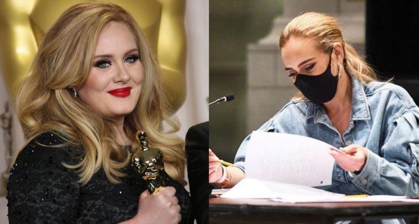 Već je skinula 45, no šuška se da je Adele još 10 kilograma lakša te ljubi prijatelja iz djetinjstva