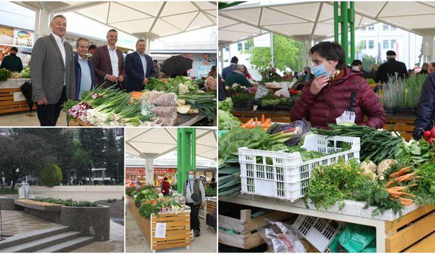 Novo ruho Gradske tržnice: Završena rekonstrukcija vrijedna 7,5 milijuna kuna