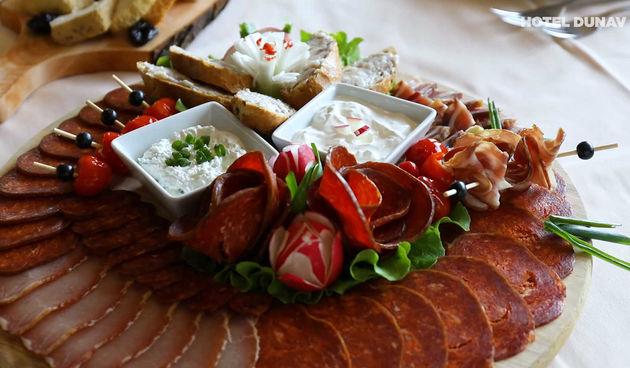 Volite finu hranu i dobro vino? Onda su Slavonija i Srijem destinacija za vas (thumbnail)