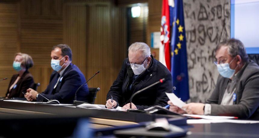 Stožer: U Hrvatskoj opet više od tri tisuće novozaraženih