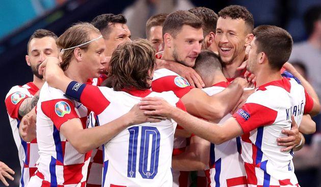 Hrvatska - Škotska 3-1