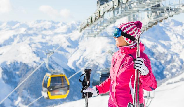 austrija, skijanje