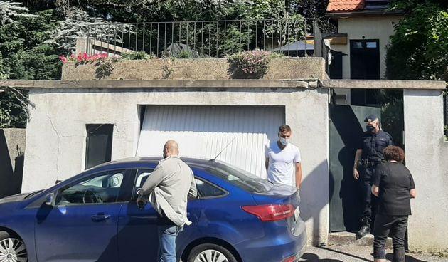 Uhićenja u Zagrebu