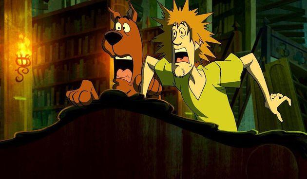 Scooby-Doo: Frankenstraš
