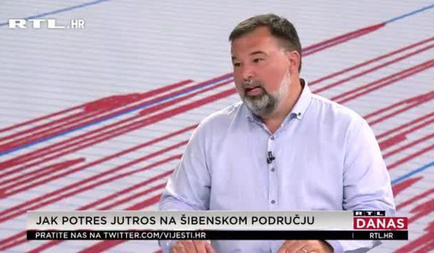 Krešimir Kuk o potresu kod Šibenika: 'U Dalmaciji su mogući najjači potresi. Mogu biti i 7 stupnjeva' (thumbnail)