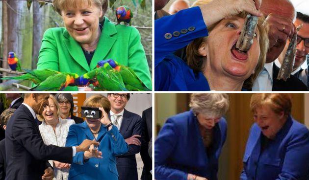 VIDEO Završava era Angele Merkel: Prisjetimo se njezinih gestikulacija, okretanja očima i najsmješnijih trenutaka