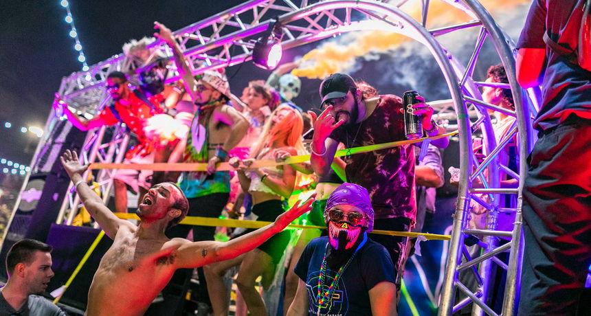Krema svjetske elektroničke scene koncem kolovoza na Jarunu