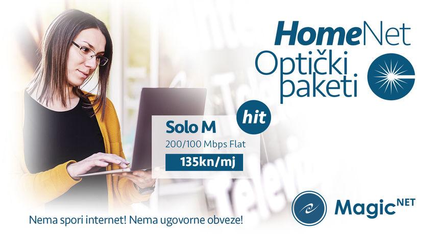 MAGIC NET Provjerite i zapišite se za najbržu i najstabilniju vezu kod vašeg domaćeg operatera!