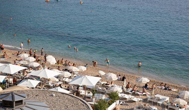 Plaža, turizam, kupanje