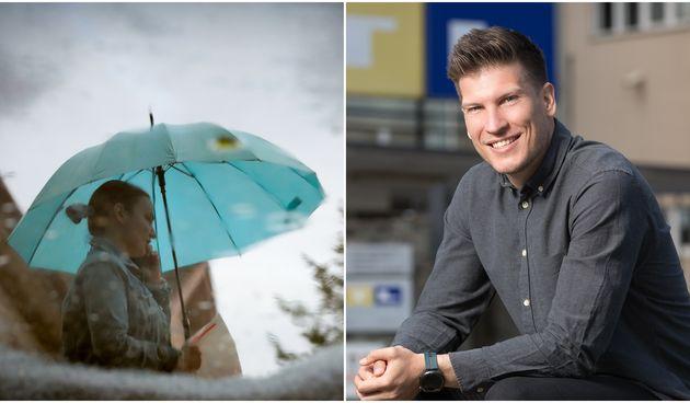 Dorian Ribarić & kiša