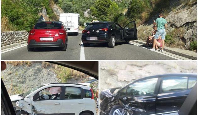 Prometna nesreća, Slano