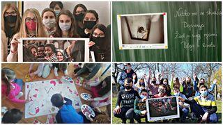 Šemovečki osnovnoškolci sudjelovali u projektu 'p. s. Pokreni solidarnost', evo detalja