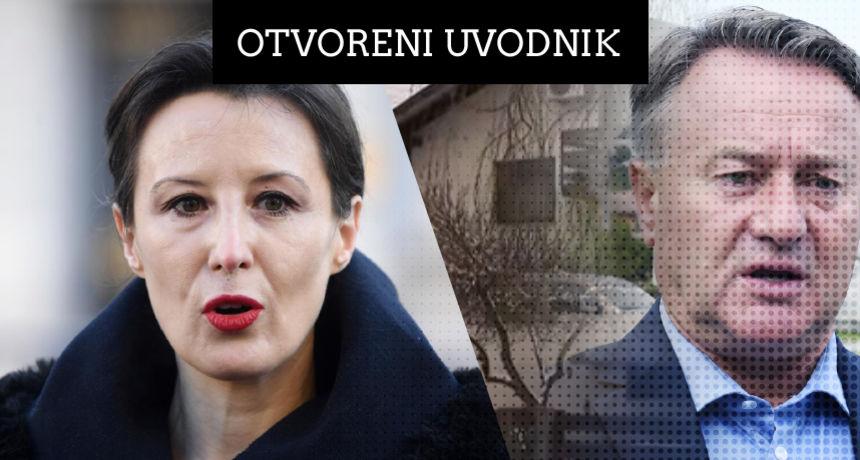 Dalija Orešković za RTL.hr: 'Žinić državnu kuću drži na temelju vlasti i sile. Nije jedini koji 25 godina unovčava svoje domoljublje'