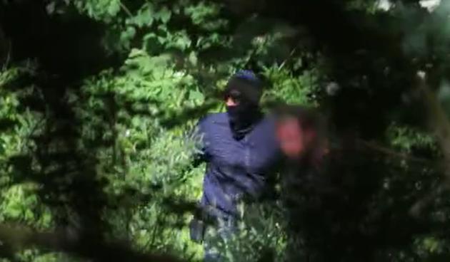 policija batinjanje potraga