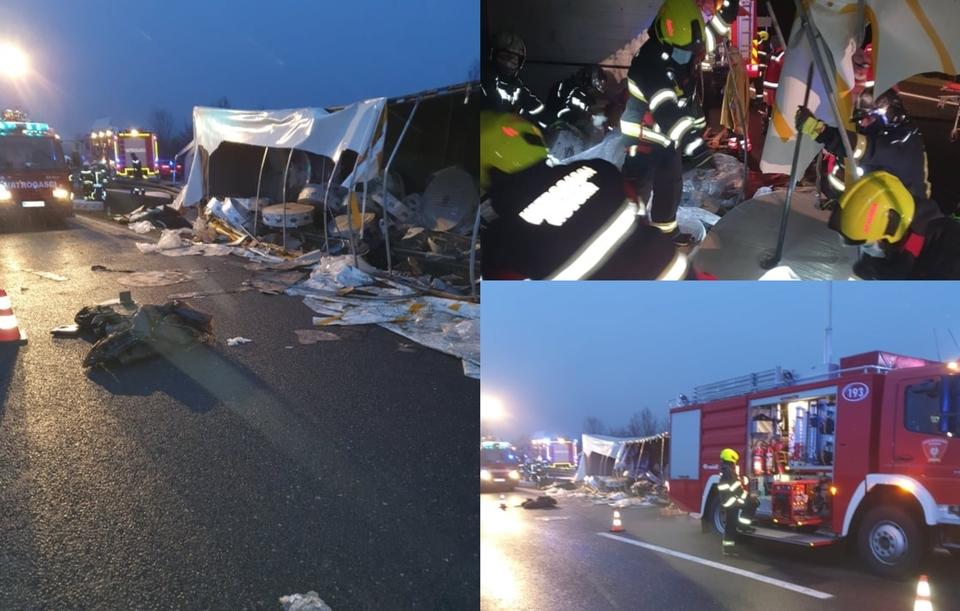 Teška nesreća kod Okučana