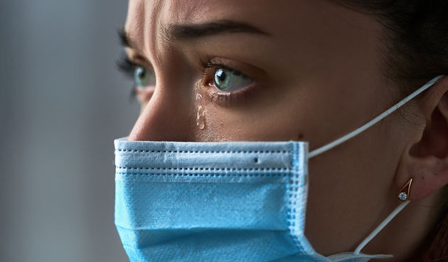 Koronavirus, depresija