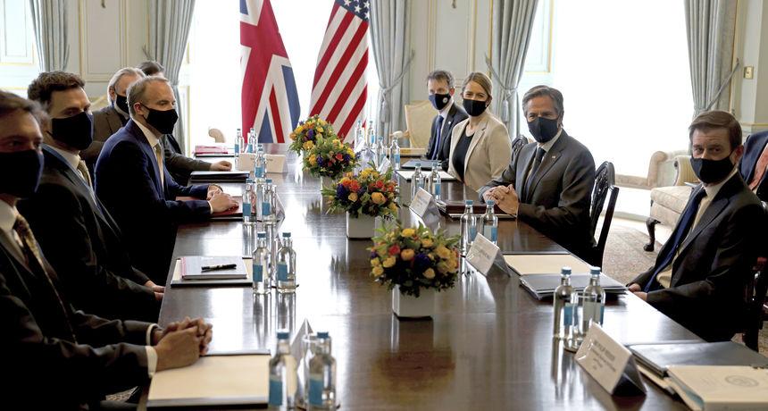 Razgovori o trgovini nakon Brexita: Ministri G7 sastaju se prvi put licem u lice u dvije godine