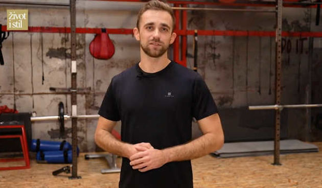 Podizanje pulsa: Vedran Spevan pokazao nam je kako se dobro zagrijati pred trening (thumbnail)
