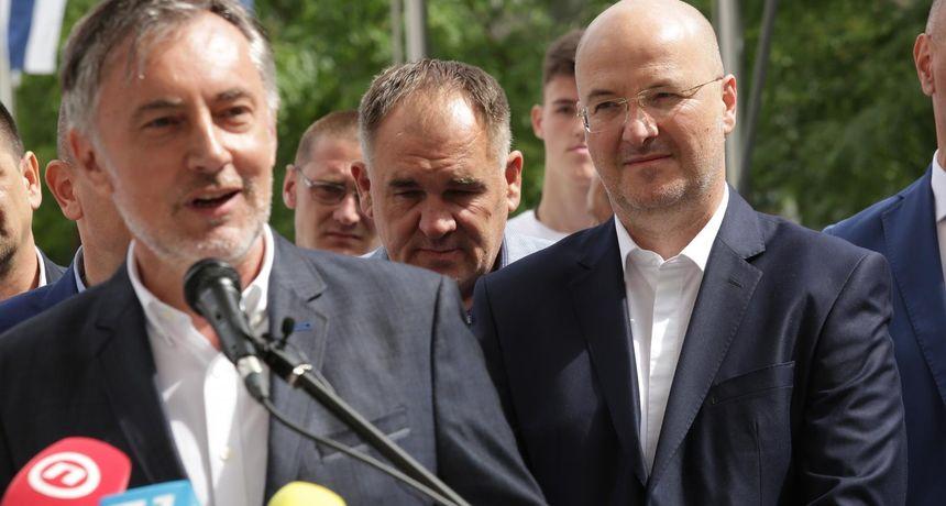 Što će reći Plenković? Politički tajnik Škorine stranke: Ovo je uvjet svih uvjeta za koaliciju s HDZ-om!